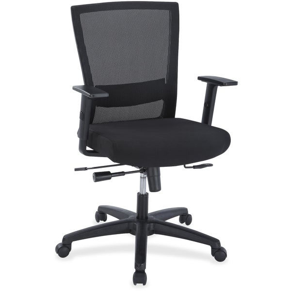 shop lorell ergonomic high back mesh chair free shipping today