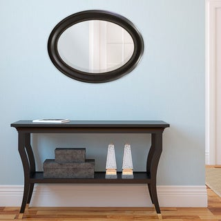 MCS Industries Classic Bronze Oval Mirror