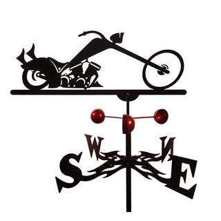 Farrell Chopper Motorcycle Steel Weathervane