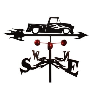 Handmade Chevy Truck Auto Car Steel Weathervane