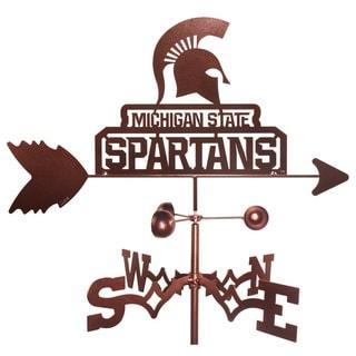 Michigan State Spartans Weathervane