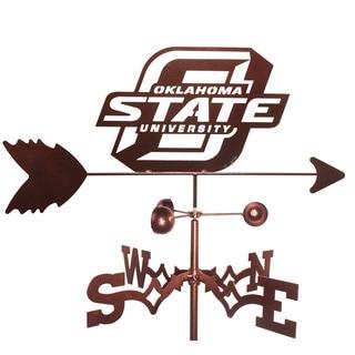 Oklahoma State Cowboys Weathervane