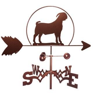 Boer Goat Weathervane