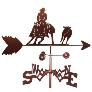 Cutting Horse Weathervane