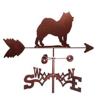 Samoyed Dog Weathervane