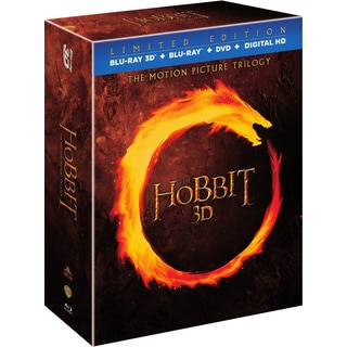 The Hobbit: Motion Picture Trilogy 3D (Blu-ray/DVD)