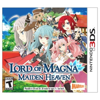Nintendo 3DS - Lord Of Magna: Maiden Heaven