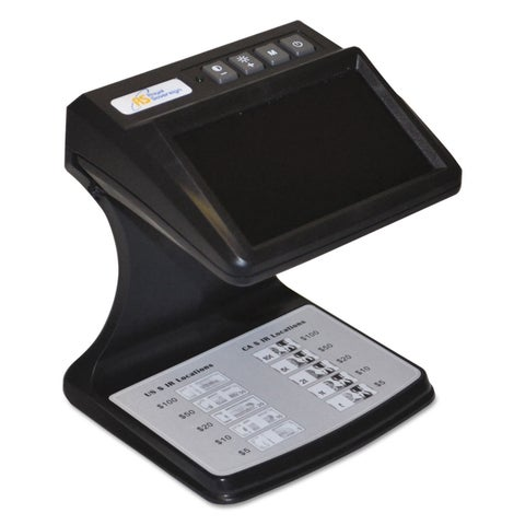 Royal Sovereign RCD-4000D Black Infared Camera Counterfeit Detector