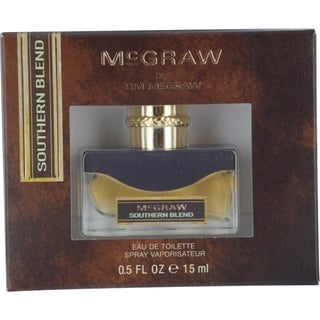 Tim Mcgraw Southern Blend Men's 0.5-ounce Eau de Toilette Spray