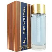 Nautica Life Men's 3.4-ounce Eau de Toilette Spray