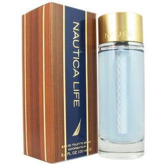 Nautica Life Men's 3.4-ounce Eau de Toilette Spray