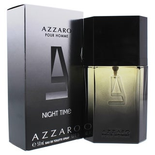 Azzaro Night Time Men's 1.7-ounce Eau de Toilette Spray