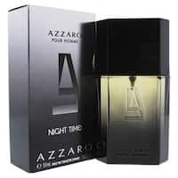 Azzaro Night Time Men's 1.7-ounce Eau de Toilette Spray