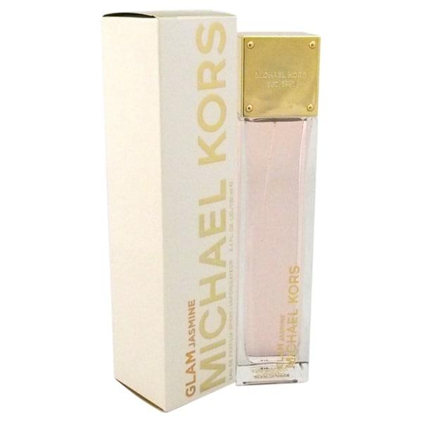 b6fb315aefe0 Shop Michael Kors Glam Jasmine Women s 3.4-ounce Eau de Parfum Spray ...