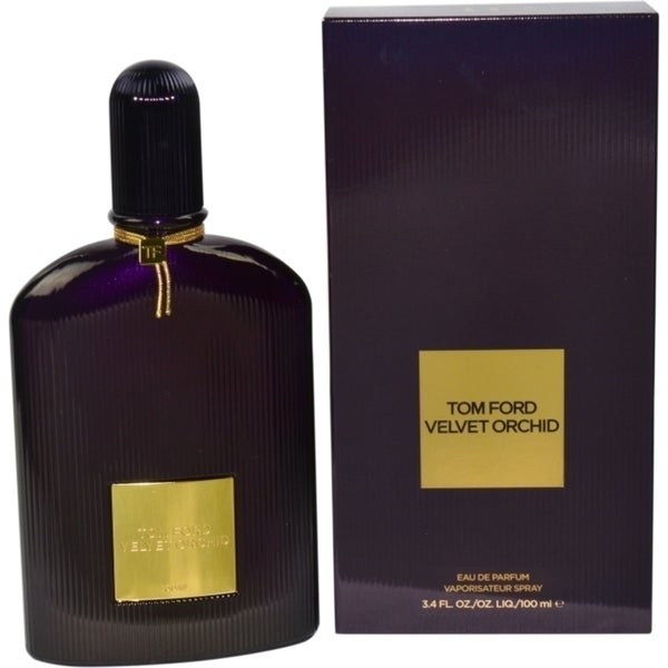 Shop Tom Ford Velvet Orchid Womens 34 Ounce Eau De Parfum Spray