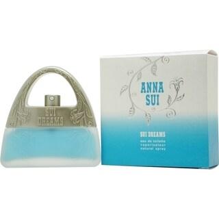 Anna Sui Sui Dreams Womens 1.7-ounce Eau de Toilette Spray