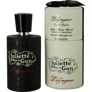 Juliette Has A Gun Lady Vengeance Womens 3.4-ounce Eau de Parfum Spray