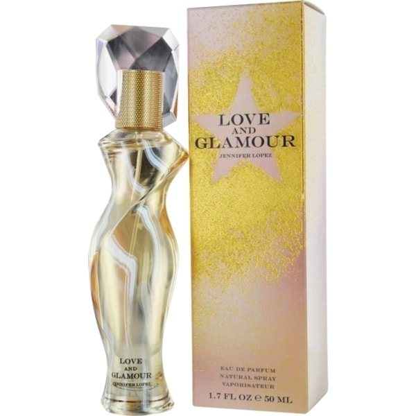 Shop jennifer lopez love and glamour womens 1 7 ounce eau for Jennifer lopez live perfume