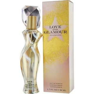 Jennifer Lopez Love And Glamour Womens 1.7-ounce Eau de Parfum Spray