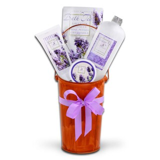 Alder Creek Lavender French Flower Bucket
