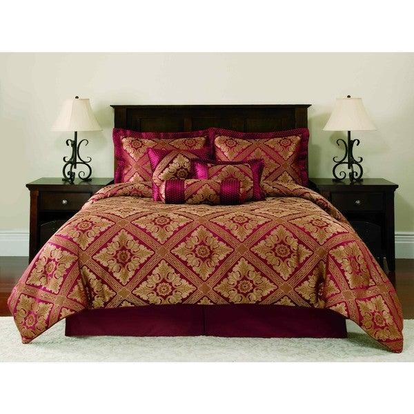 VCNY Santiago 7-piece Comforter Set