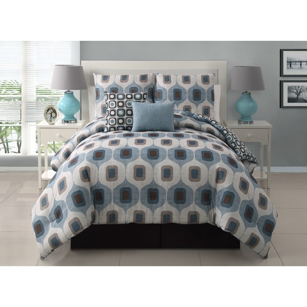 VCNY Tiberius 5-piece Comforter Set