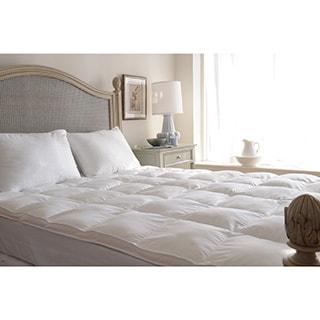 Splendorest 300 Thread Count Gusseted Down Alternative Fiber Bed