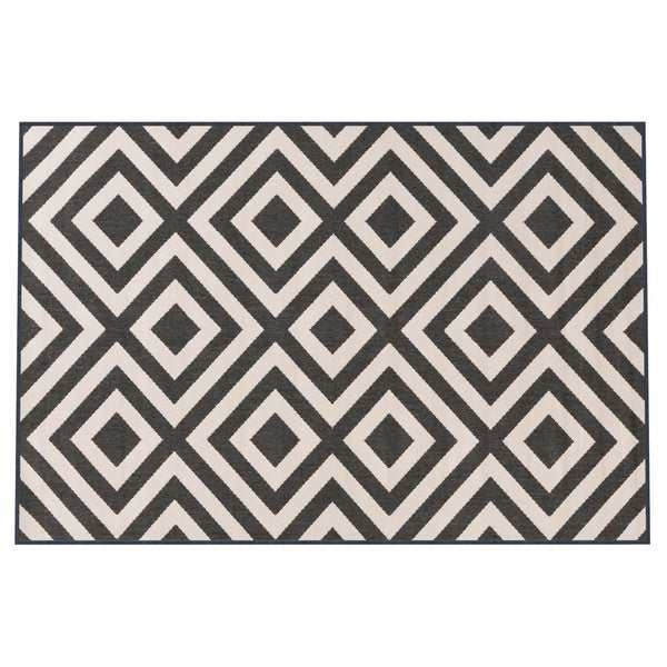 Porch & Den Allston-Brighton Sinclair Geometric Area Rug (6 x 9)