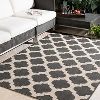 Sue Moroccan Trellis Indoor/ Outdoor Area Rug