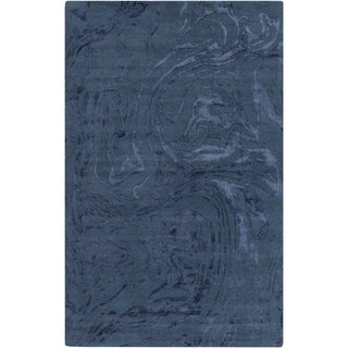 Hand-Tufted Morley Abstract Pattern Indoor Area Rug