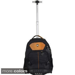 CalPak 'Porica' 19-inch Rolling 13-inch Laptop Backpack