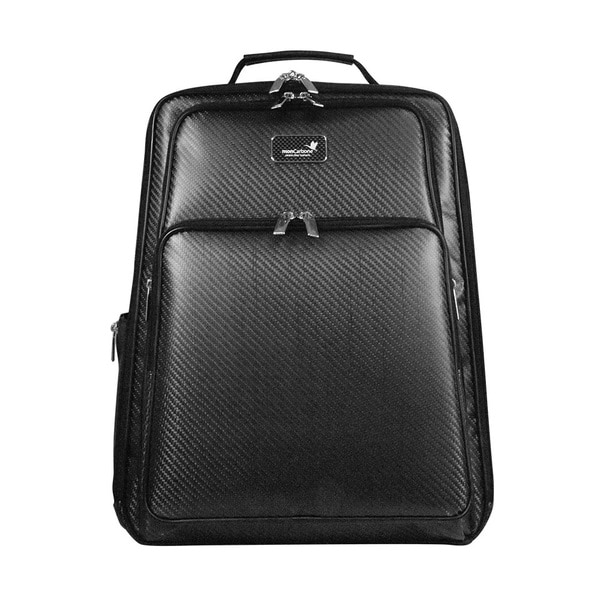468380f66 Shop monCarbone Carbon Fiber 15-inch Laptop Backpack - Free Shipping ...
