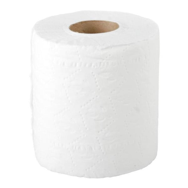 Medline Deluxe 2 Ply Toilet Paper Case Of 96