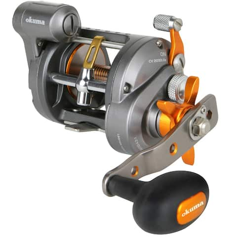 Okuma Cold Water Linecounter Reel