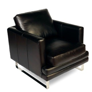 Lazzaro Melbourne Leather Chair