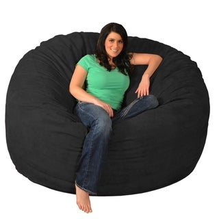 Extra Large Size Bean Bag Chairs Online At Our Best Living Room Furniture Deals