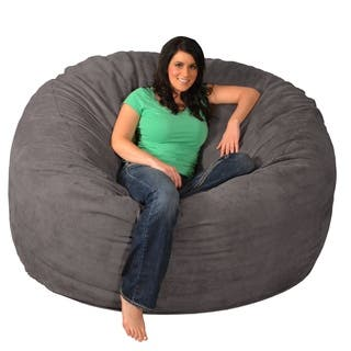 b03a5ae988b8 Buy Bean Bag Chairs Online at Overstock