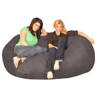 Clay Alder Home Green Bridge 6-foot Memory Foam Bean Bag Lounger
