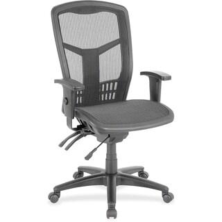 Lorell Executive Mesh High-back Chair