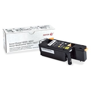 Xerox Toner Cartridge - Yellow
