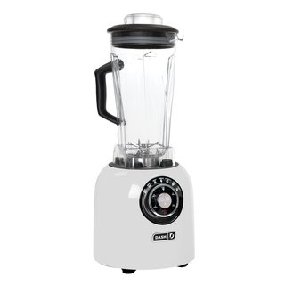 Dash DPB500WH White 1400-watt Chef Series Digital Blender