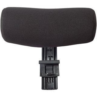 Lorell Mid-Back Mesh Chair Optional Headrest