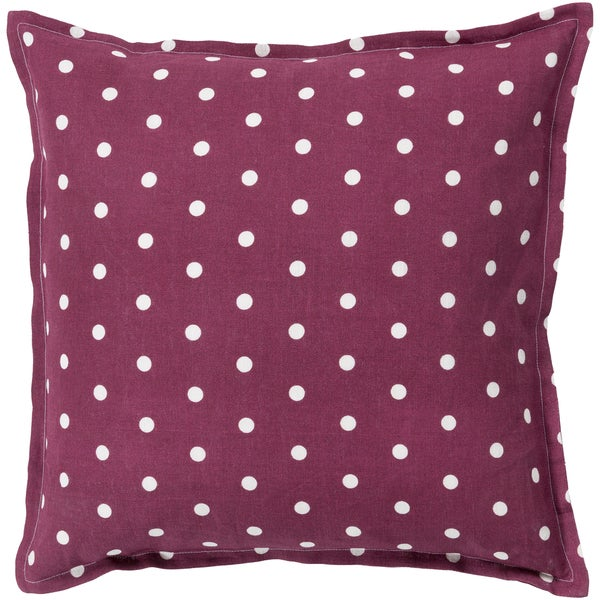 Decorative Gilmour 22-inch Poly or Feather Down Filled Throw Pillow