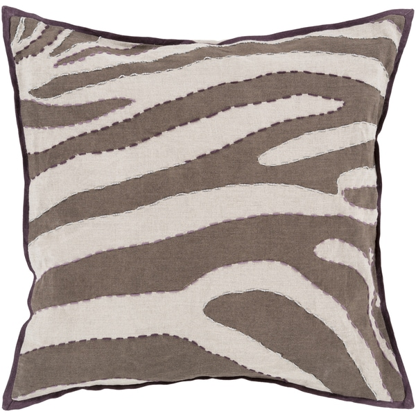 Decorative Danelli 22-inch Poly or Feather Down Filled Throw Pillow