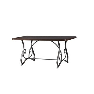 Powell Limerick Rectangle Dining Table