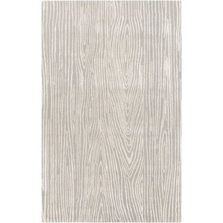 "Hand-Tufted Hector Abstract Wool Area Rug - 3'3"" x 5'3"""