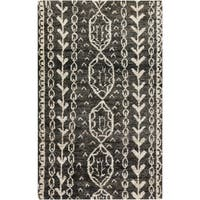 Hand-Knotted Felicia Tribal Jute Area Rug (3'3 x 5'3)