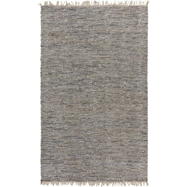 Hand-Woven Mabel Stripe Reversible Rug (5' x 8')