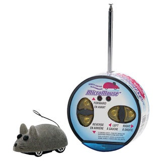 Ethical Pet Micro Mouse Remote Control Cat Toy
