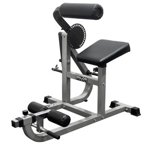 Valor Fitness DE-5 Ab/ Back Machine
